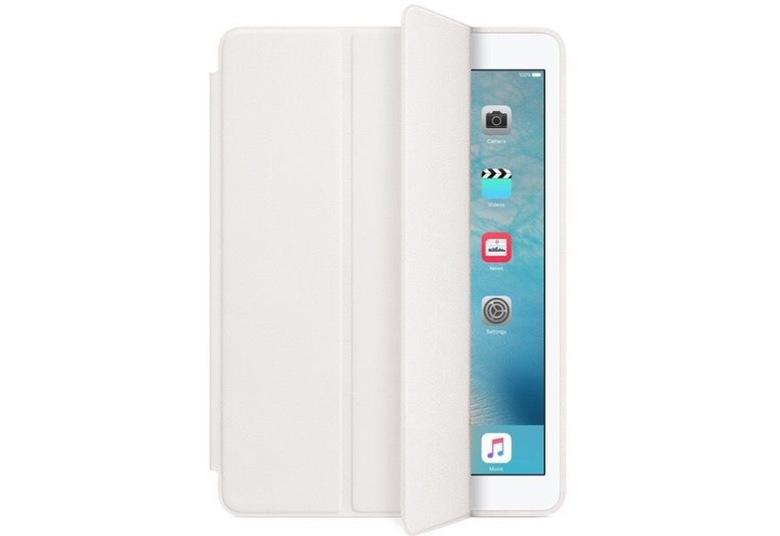 Чехол книжка-подставка Smart Case для iPad Pro 12.9 2018 (Белый)
