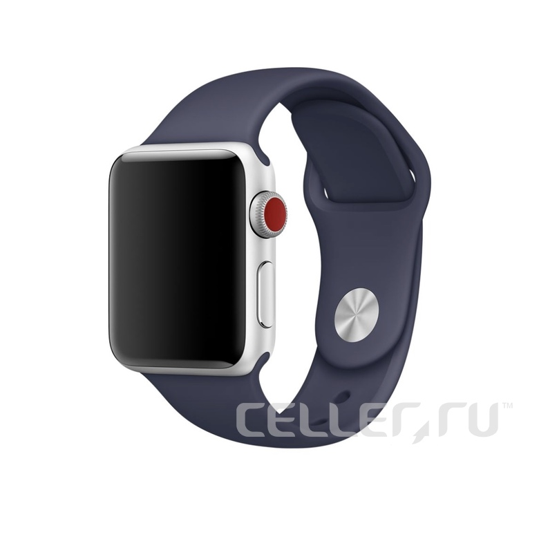 38mm Midnight Blue Sport Band