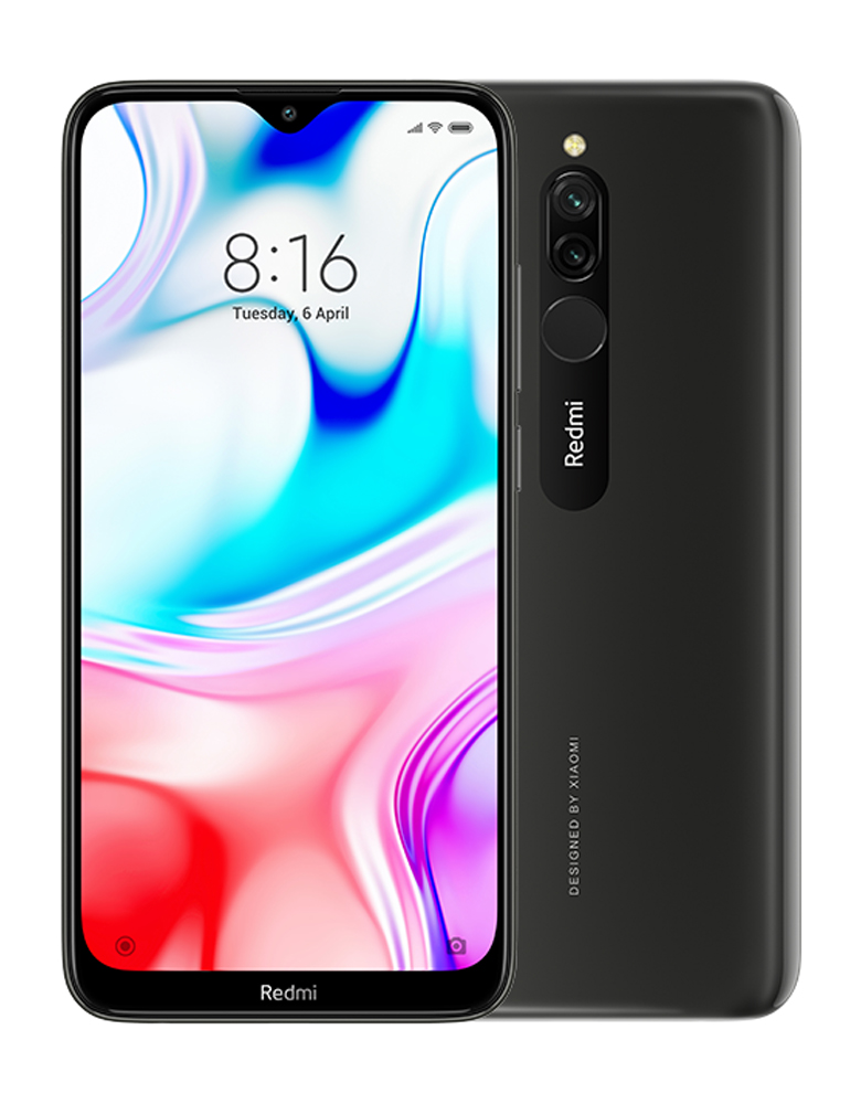 Смартфон Xiaomi Redmi 8 3/32GB Черный