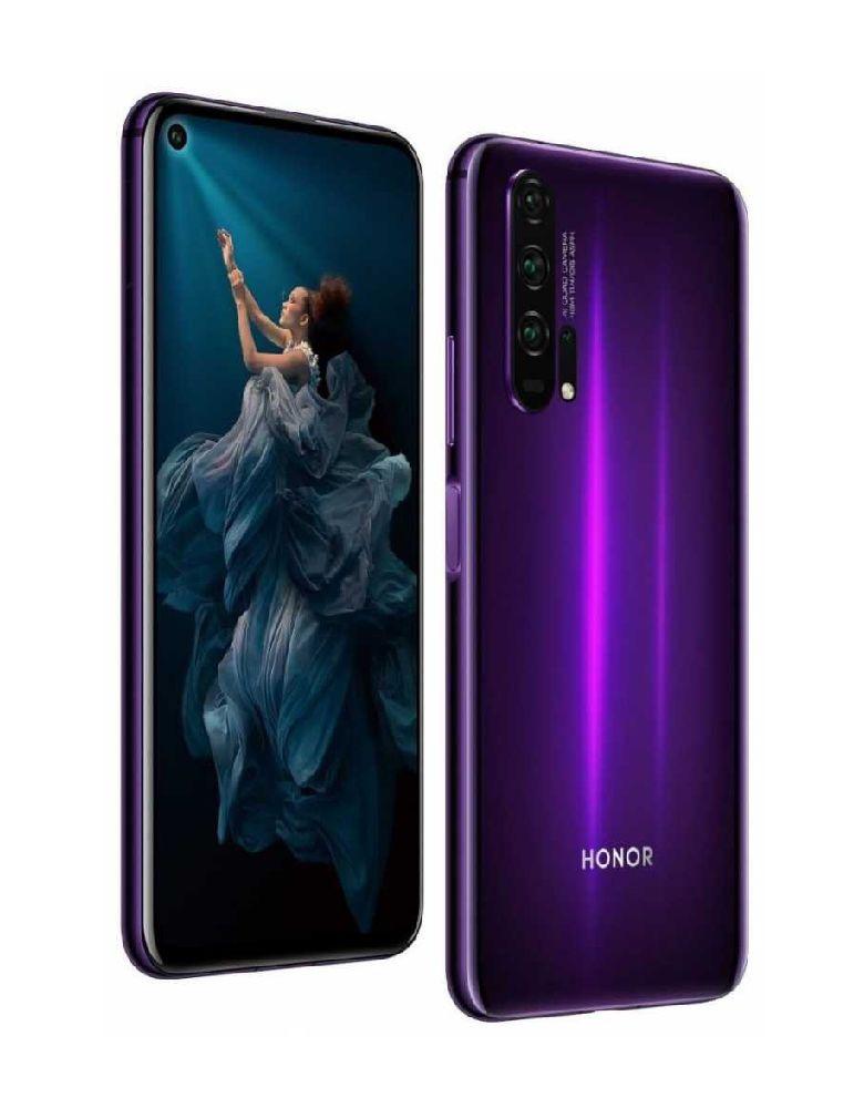 Смартфон Honor 20 Pro 8/256GB Phantom Black
