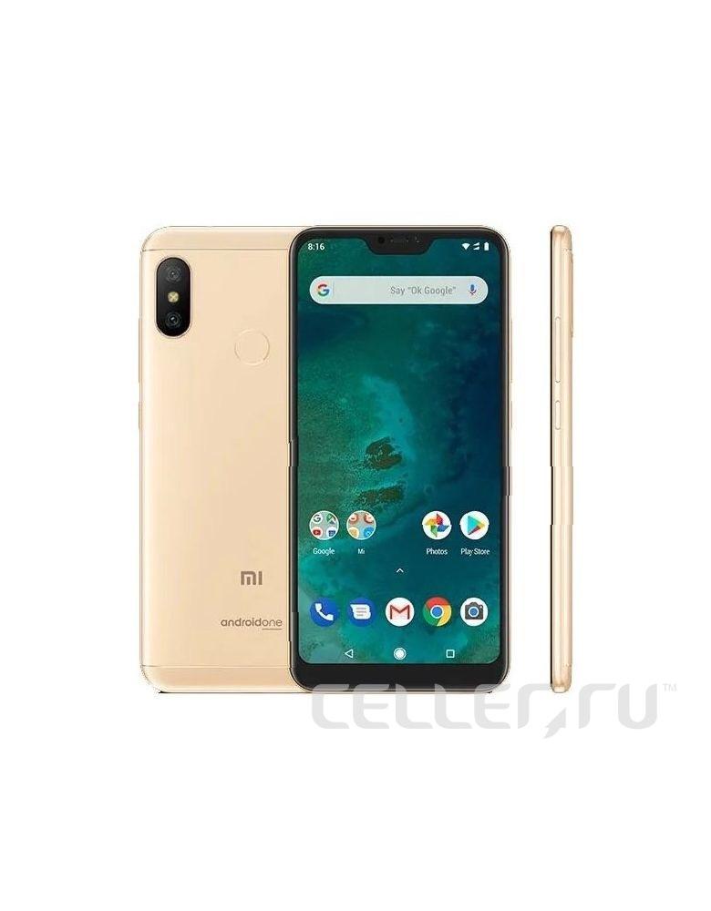 Xiaomi Mi A2 Lite 4/32GB Gold
