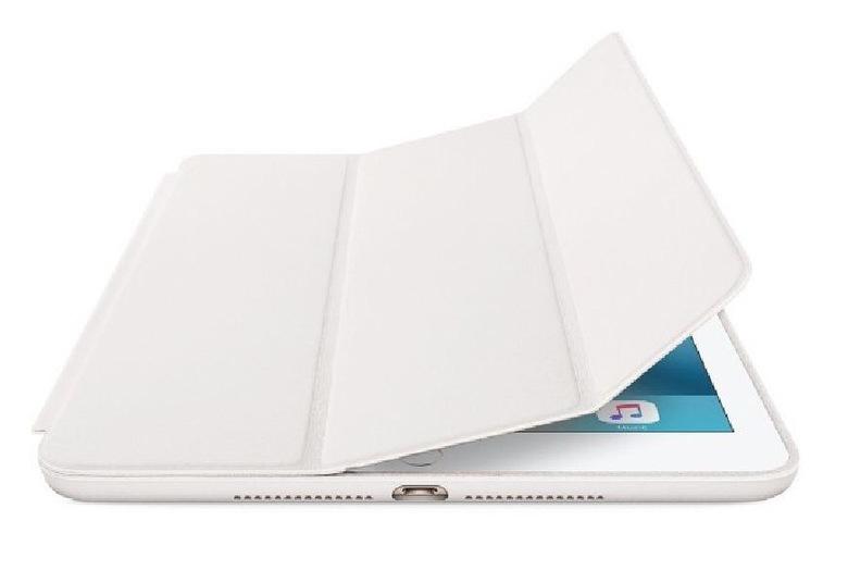 Чехол книжка-подставка Smart Case для iPad Pro 11 2018 (Белый)