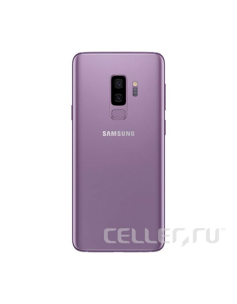 Смартфон Samsung Galaxy S9+ 64GB Ультрафиолет