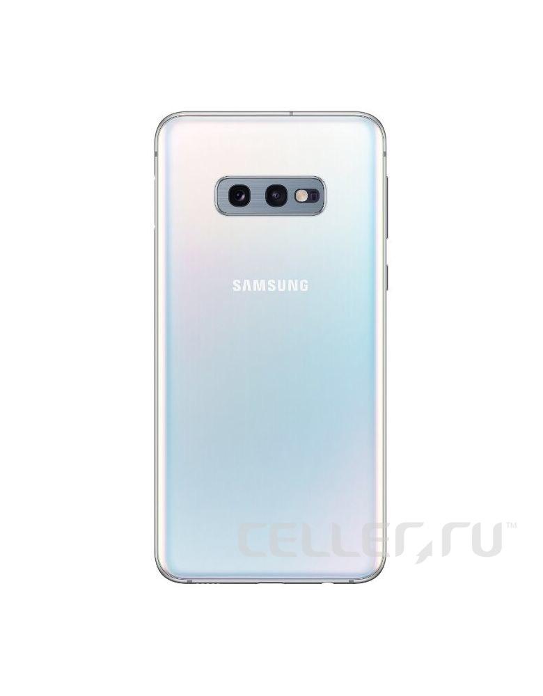 Смартфон Samsung Galaxy S10e 6/128GB Перламутр