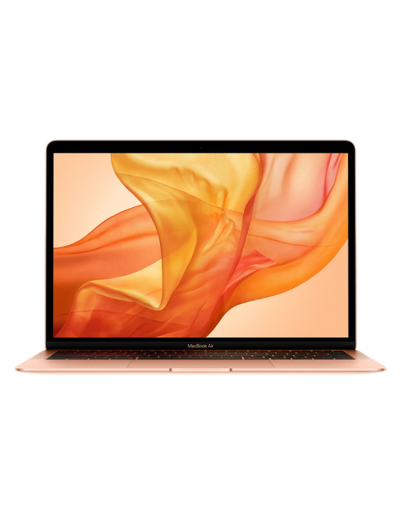 "Ноутбук Apple MacBook Air 13 дисплей Retina с технологией True Tone Mid 2019 (Intel Core i5 8210Y 1600 MHz/13.3""/2560x1600/8GB/128GB SSD/DVD нет/Intel UHD Graphics 617/Wi-Fi/Bluetooth/macOS) Gold"