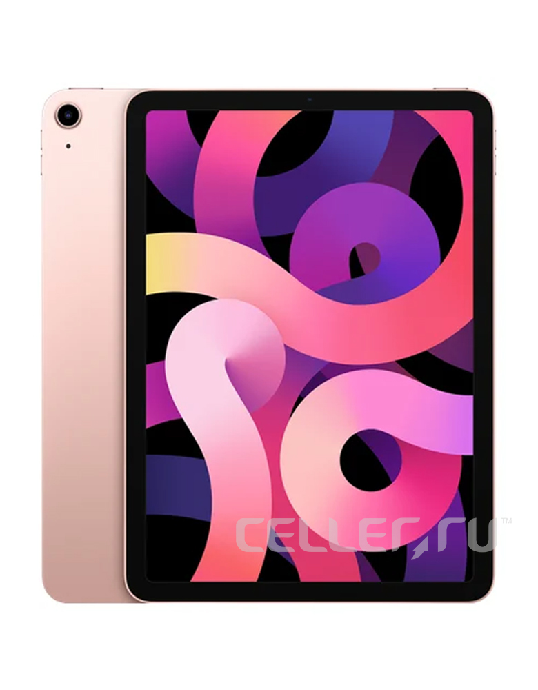 Планшет Apple iPad Air 2020 256Gb Wi-Fi Rose gold
