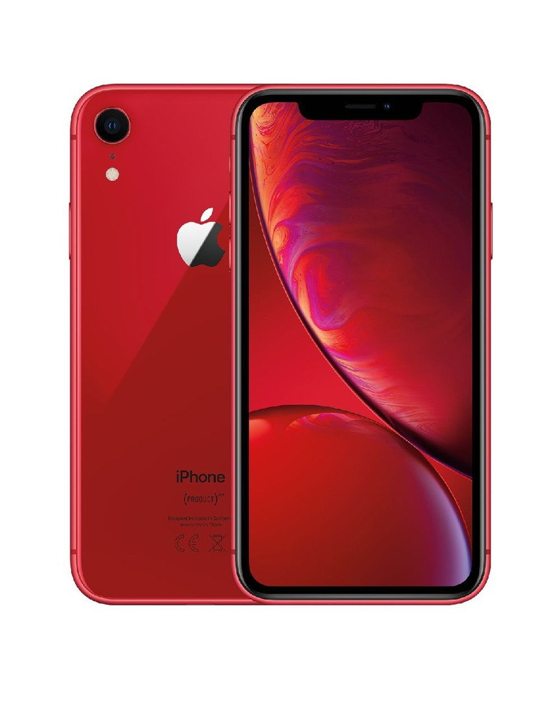 Apple iPhone Xr 64GB RED Us