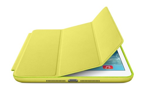 Чехол книжка-подставка Smart Case для iPad Pro 11 2018 (Желтый)