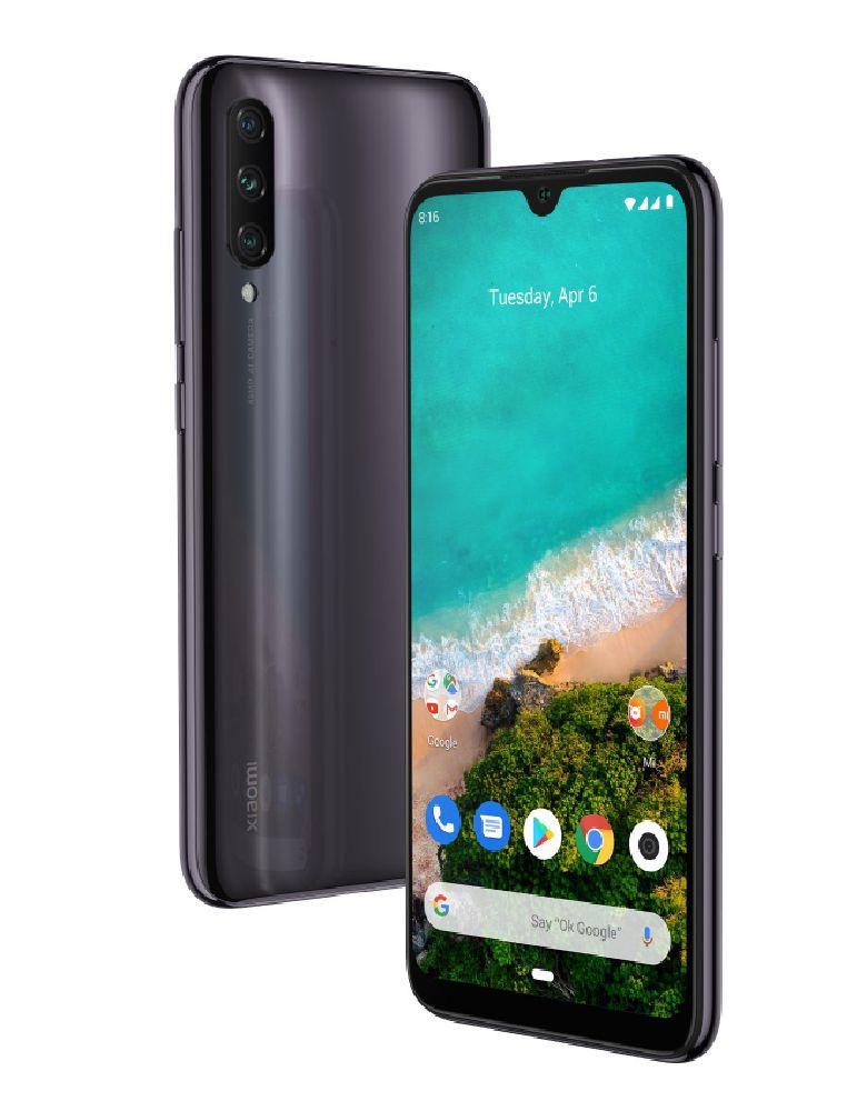 Xiaomi Mi A3 4/64GB Android One Black