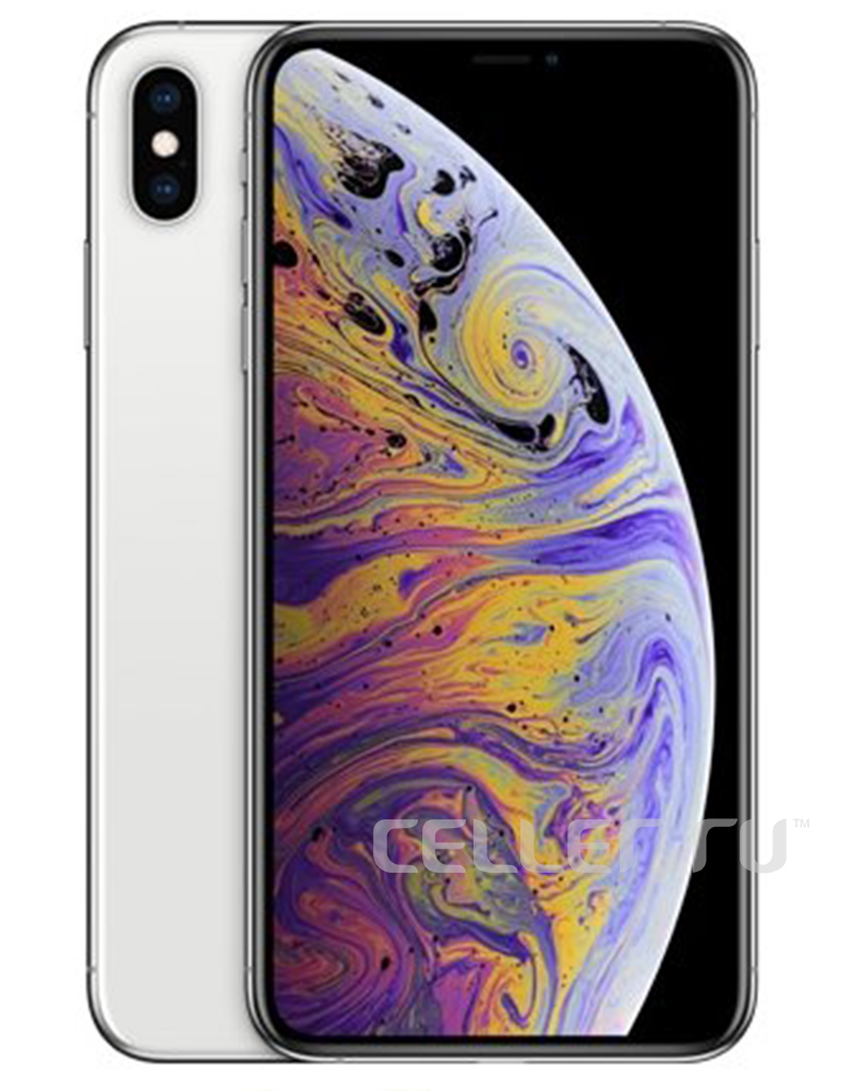 Смартфон Apple iPhone Xs Max 512Gb Silver