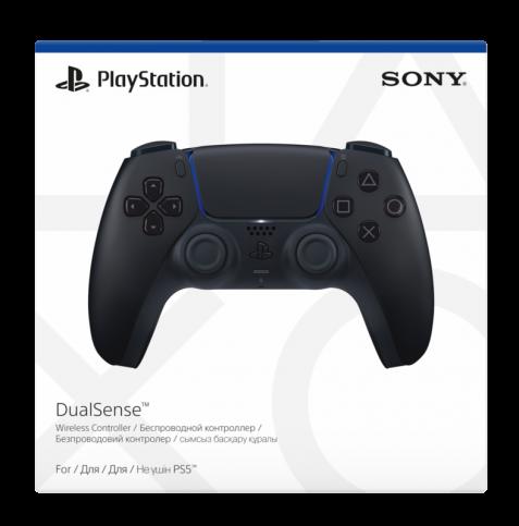 Геймпад Sony DualSense, черный