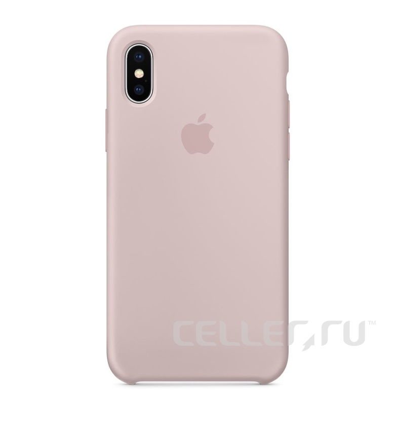 iPhone 6 Plus Silicone Case - Pink Sand6