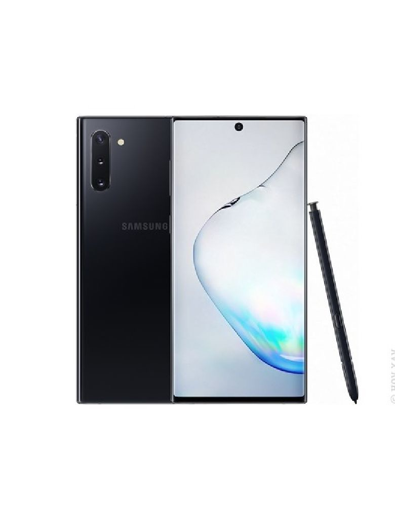 Смартфон Samsung Galaxy Note 10 8/256GB Black