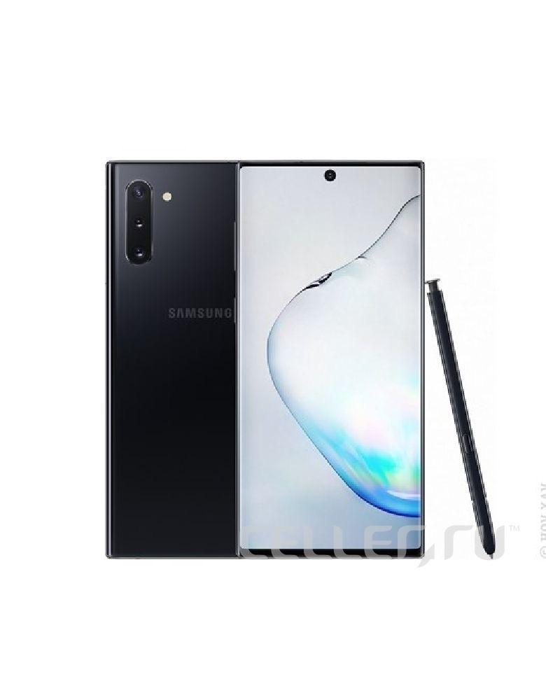 Смартфон Samsung Galaxy Note 10 8/256GB Black