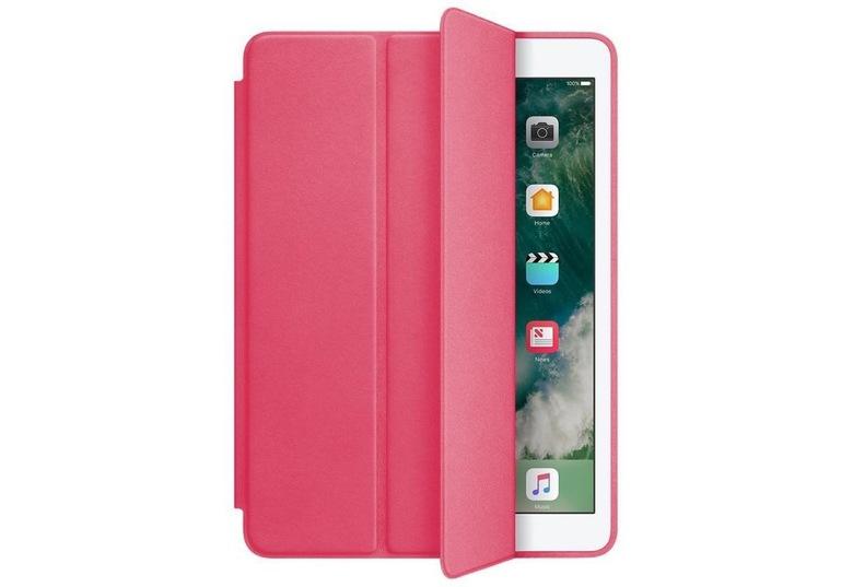 Чехол книжка-подставка Smart Case для iPad Pro 12.9 2018 (Светло розовый)