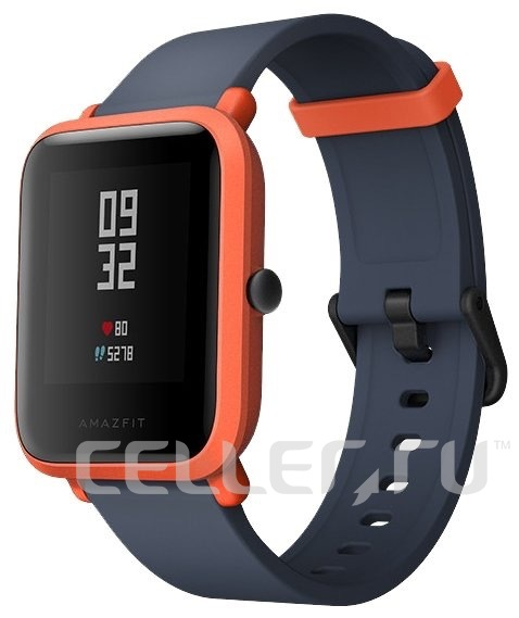 Смарт часы Xiaomi Amazfit Bip Red