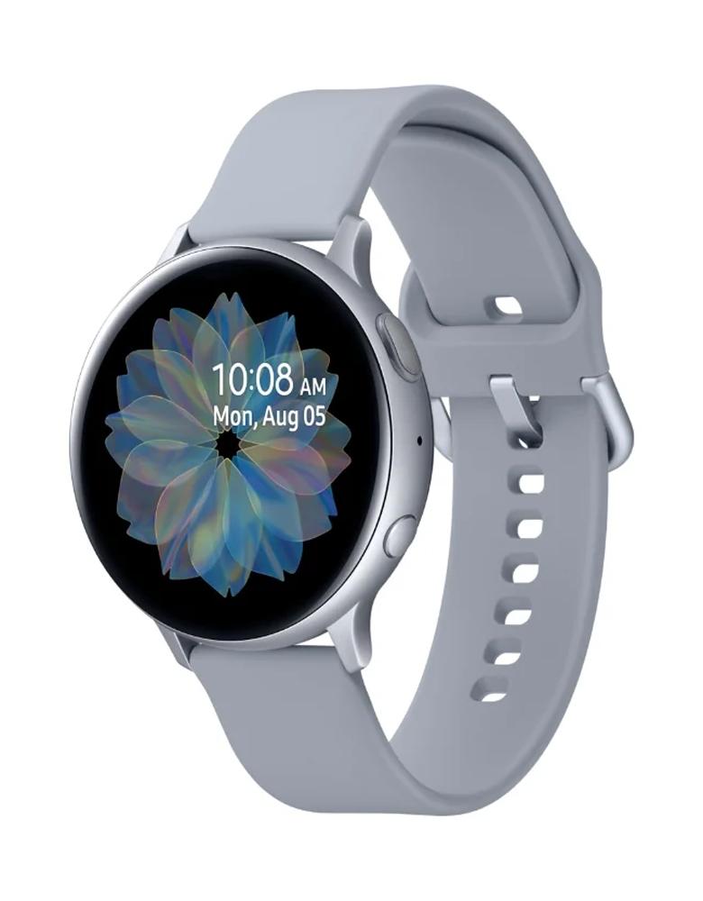 Умные часы Samsung Galaxy Watch Active2 алюминий 40 мм арктика
