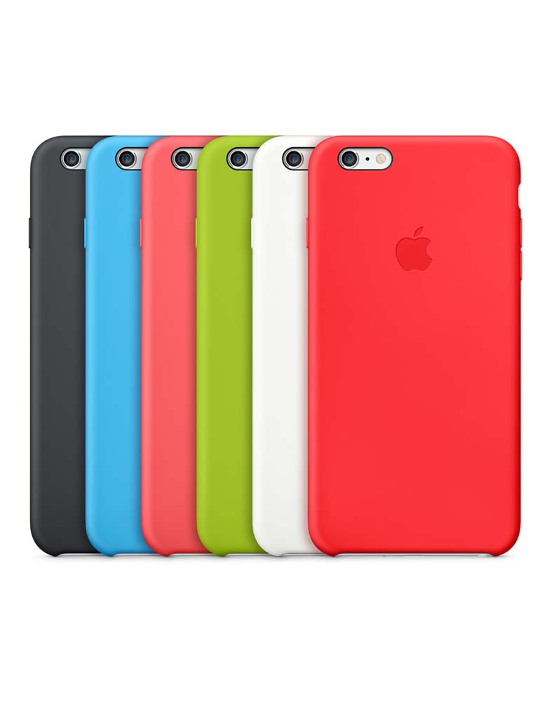 ЧЕХОЛ SILICON CASE IPHONE 6 /6S В АСCОРТИМЕНТЕ