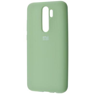 Чехол-бампер Xiaomi Silicone Cover для Xiaomi Redmi 8 Mint Gum