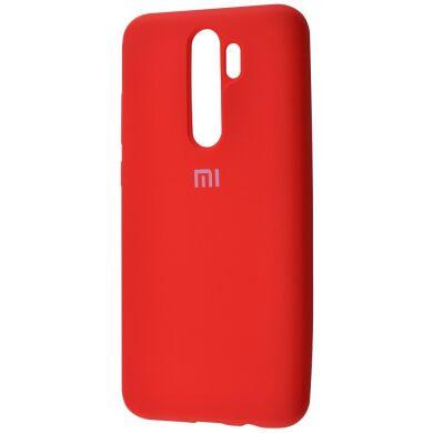 Чехол-бампер Xiaomi Silicone Cover для Xiaomi Redmi 8 Red