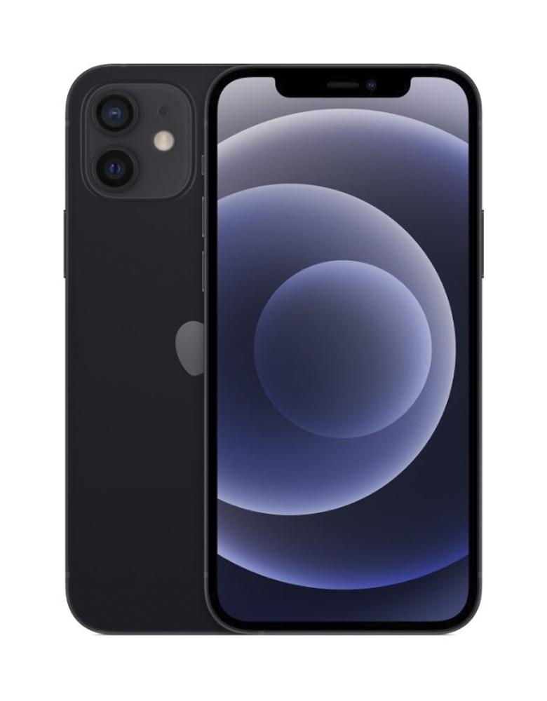 Смартфон Apple iPhone 12 256GB черный