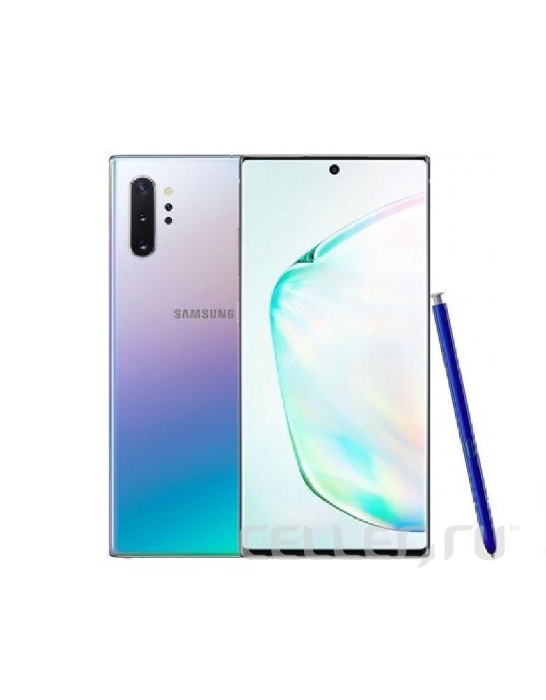 Смартфон Samsung Galaxy Note 10+ 8/256GB Silver