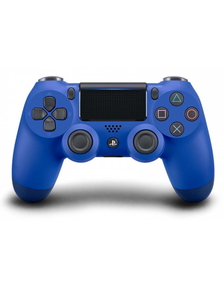 PlayStation DualShock 4 Blue (CUH-ZCT1E/02R) Геймпад беспроводной