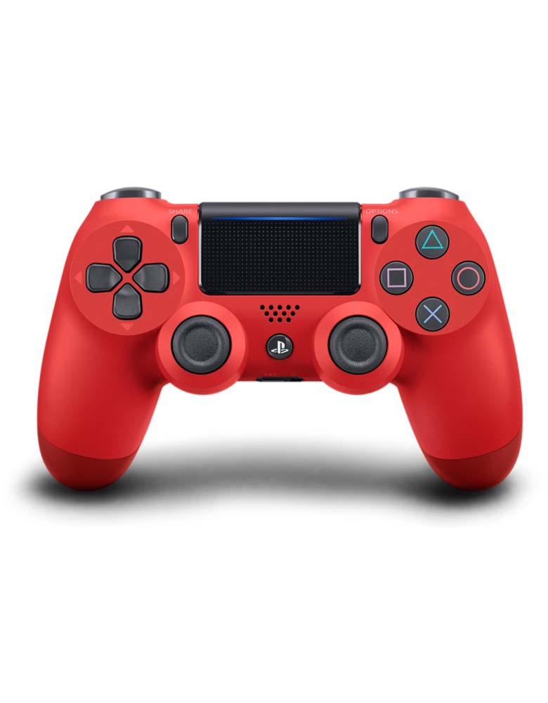 PlayStation DualShock 4 Red(CUH-ZCT1E/02R) Геймпад беспроводной