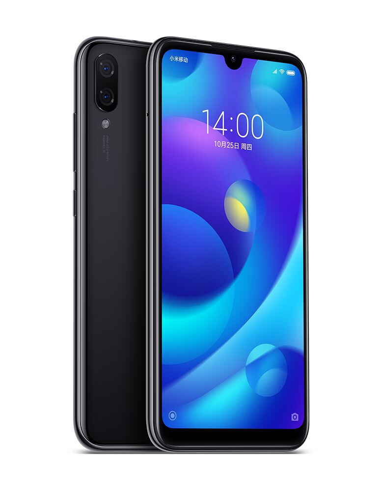 Xiaomi Mi Play 4/64GB Black