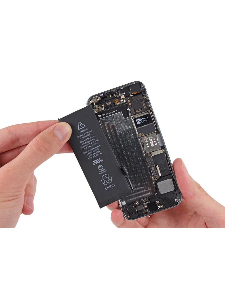 iPhone 5s Замена Акб