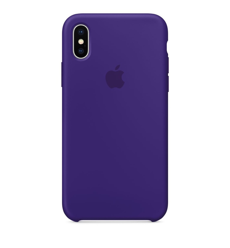 iPhone 6 Plus Silicone Case - Ultra Violet