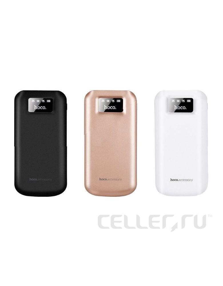 "Внешний аккумулятор B26-10000 mAh (Power bank) ""Hoco""Digital"