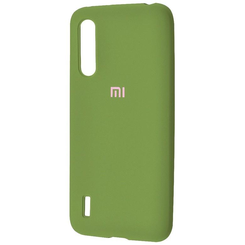 Чехол-бампер Xiaomi Silicone Cover для Xiaomi Redmi 7 Olive