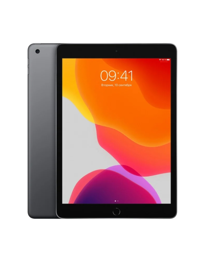 Планшет Apple iPad (2019) 32Gb Wi-Fi Space Gray