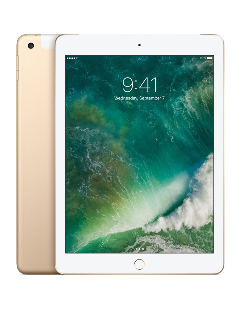 Apple iPad 9.7 128Gb Wi-Fi + Cellular Gold