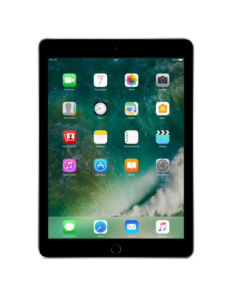 Apple iPad 9.7 128Gb Wi-Fi + Cellular Space Gray