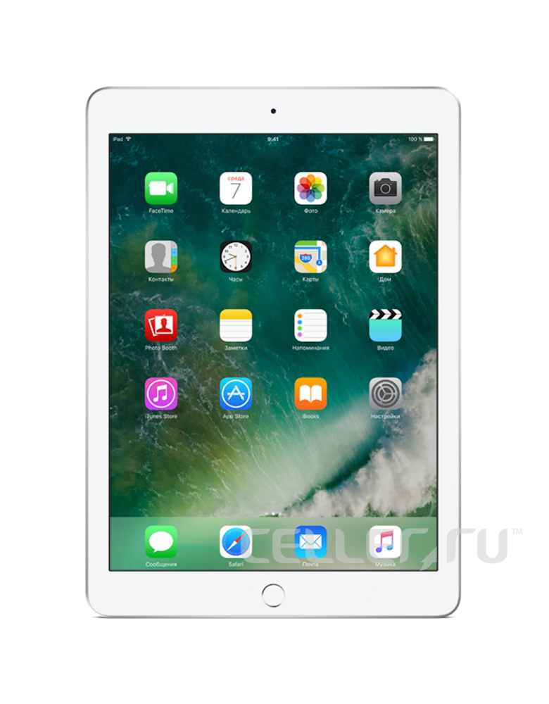 Apple iPad 9.7 32Gb Wi-Fi + Cellular Silver
