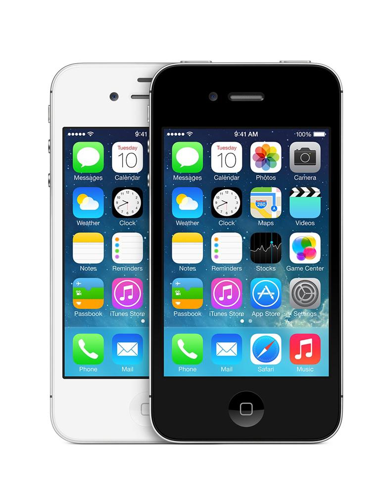 iPhone 4S 16Gb Black Восстановленный