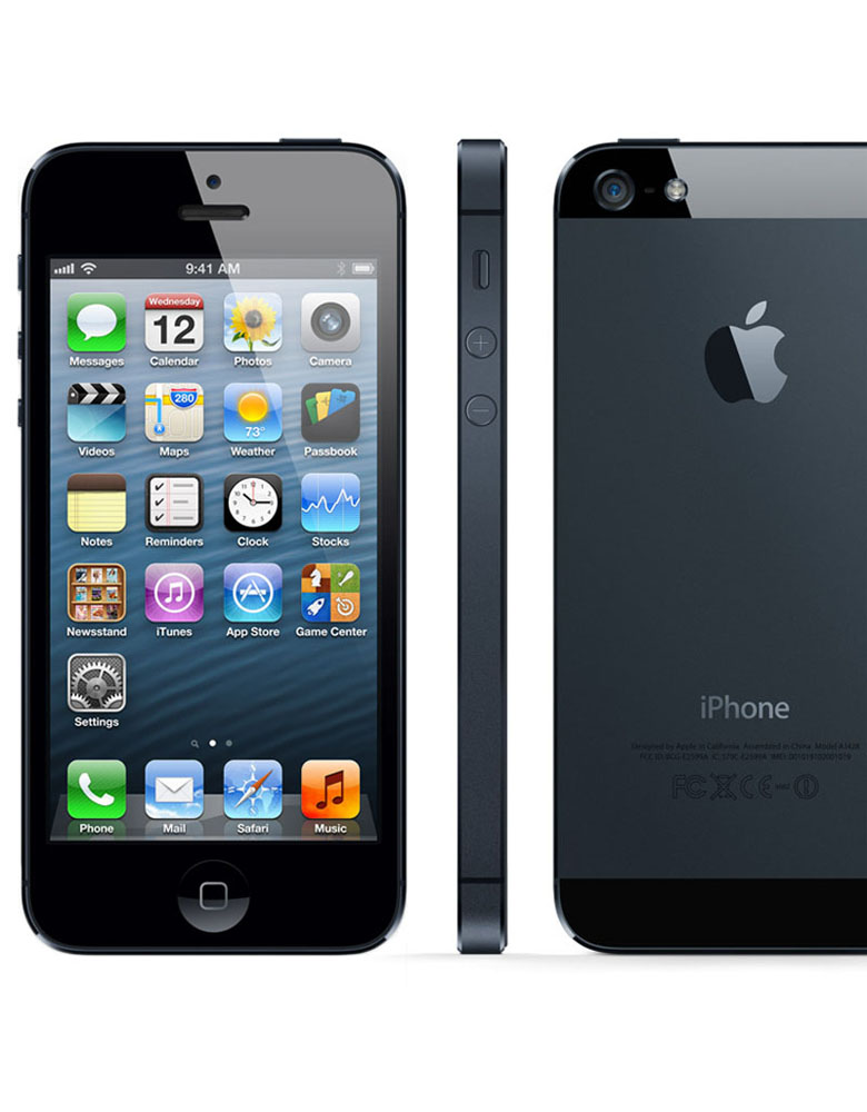 iPhone 5 16Gb Black Восстановленный