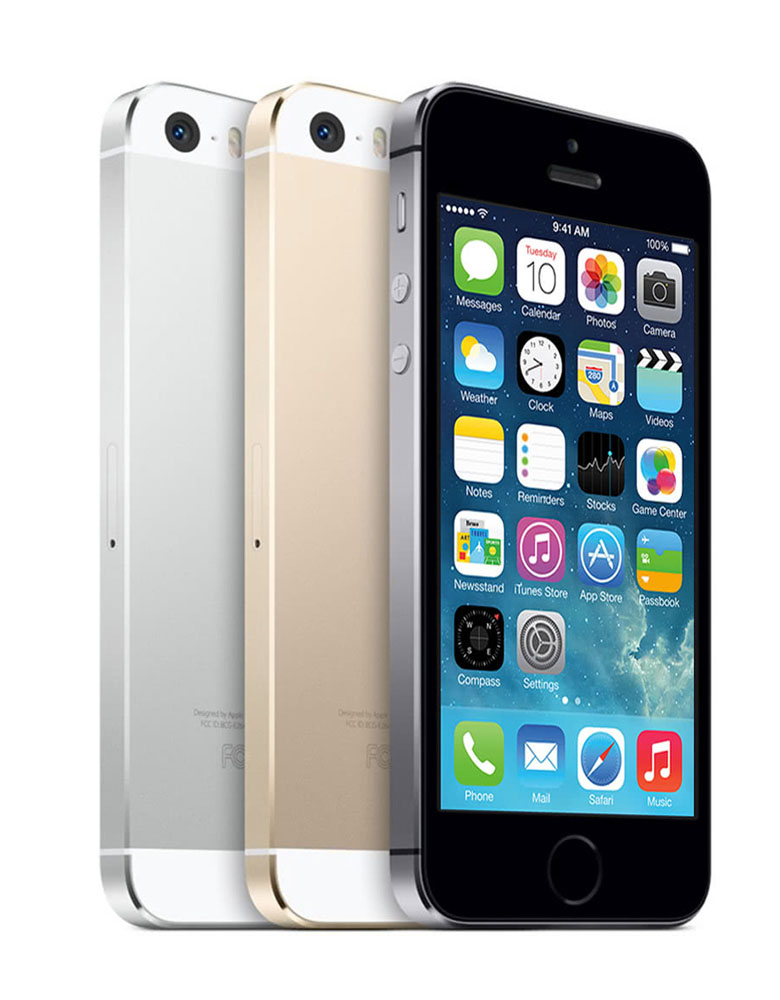 iPhone 5s 16Gb Space Gray Восстановленный