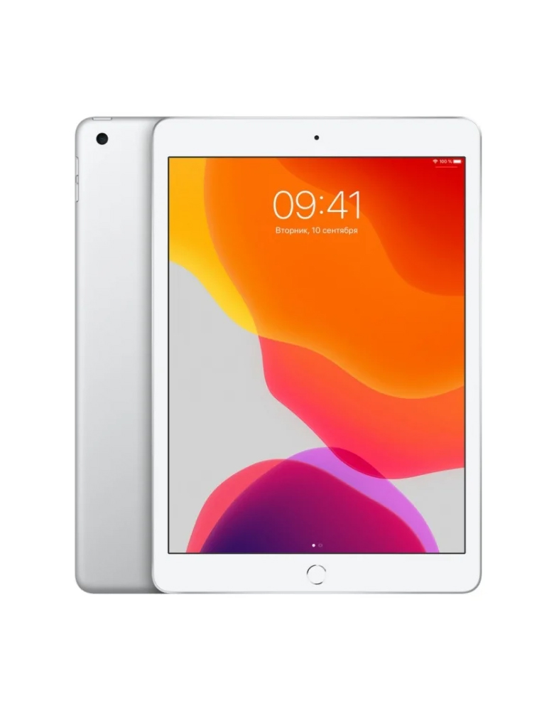 Планшет Apple iPad (2019) 32Gb Wi-Fi + Cellular Silver