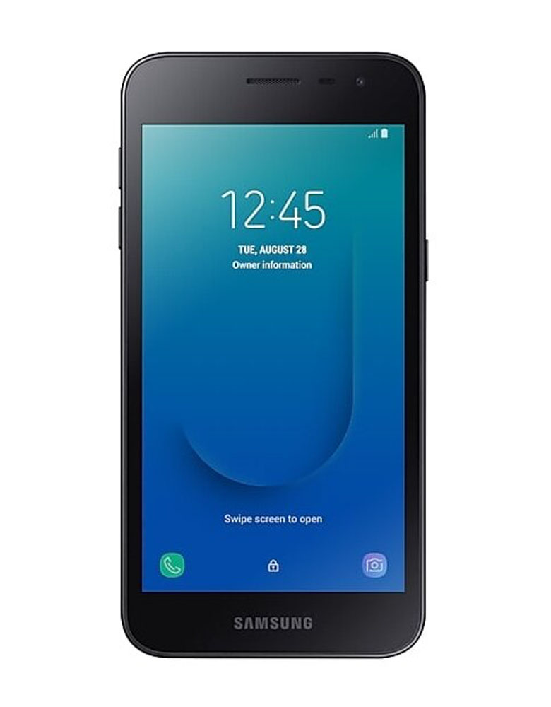 Смартфон Samsung Galaxy J2 core SM-J260F Черный
