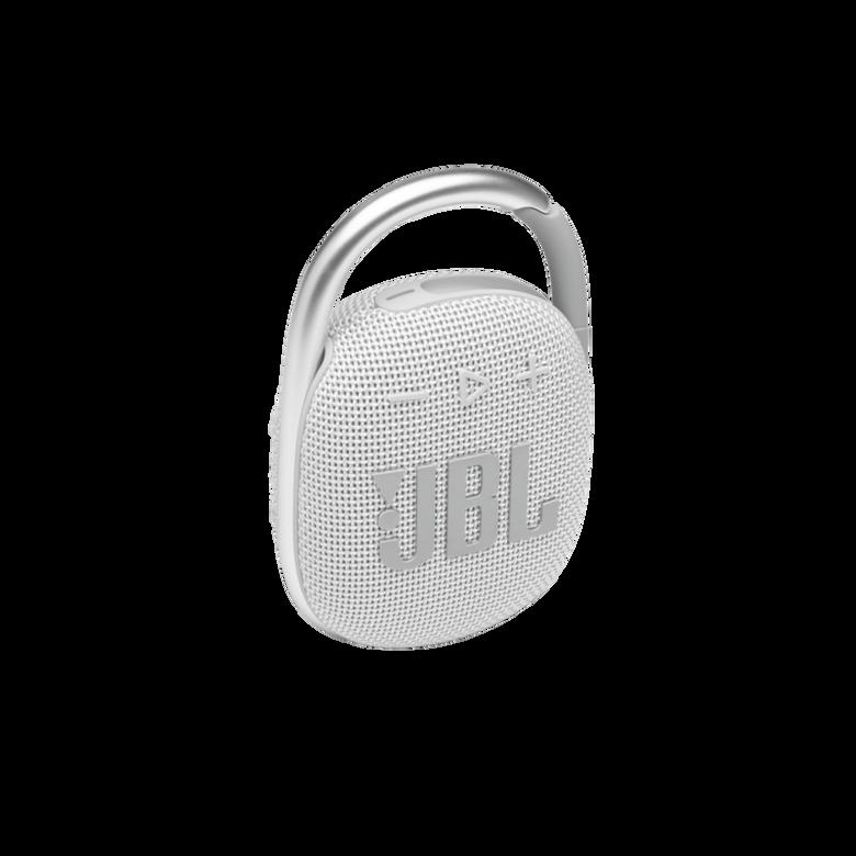 Портативная акустика JBL Clip 4, белый