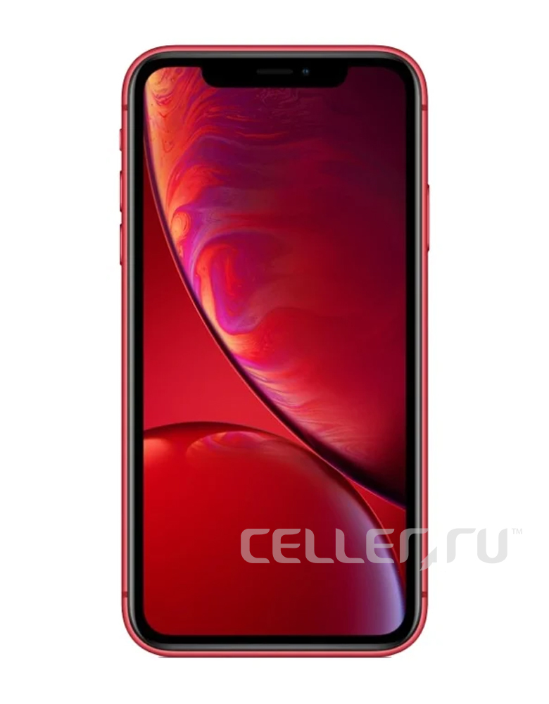 Смартфон Apple iPhone Xr 64GB Красный