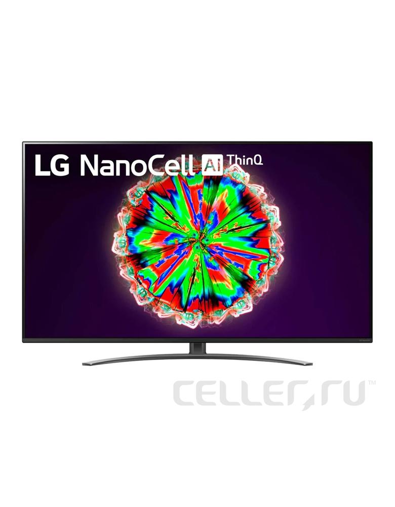 """Телевизор NanoCell LG 55NANO816NA 55"""" (2020) черный"""
