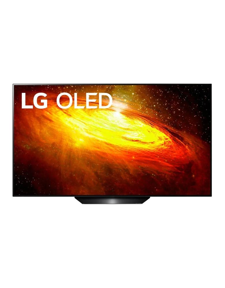 """Телевизор OLED LG OLED55BXRLB 55"""" (2020), черный"""
