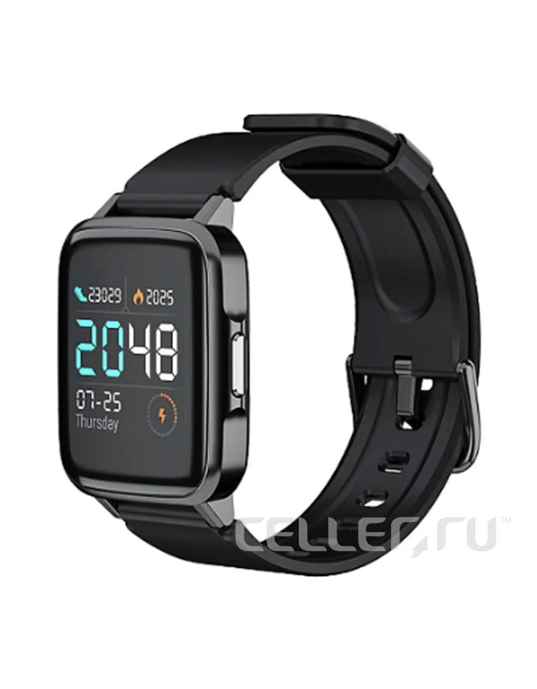 Часы Xiaomi Haylou LS01 черные