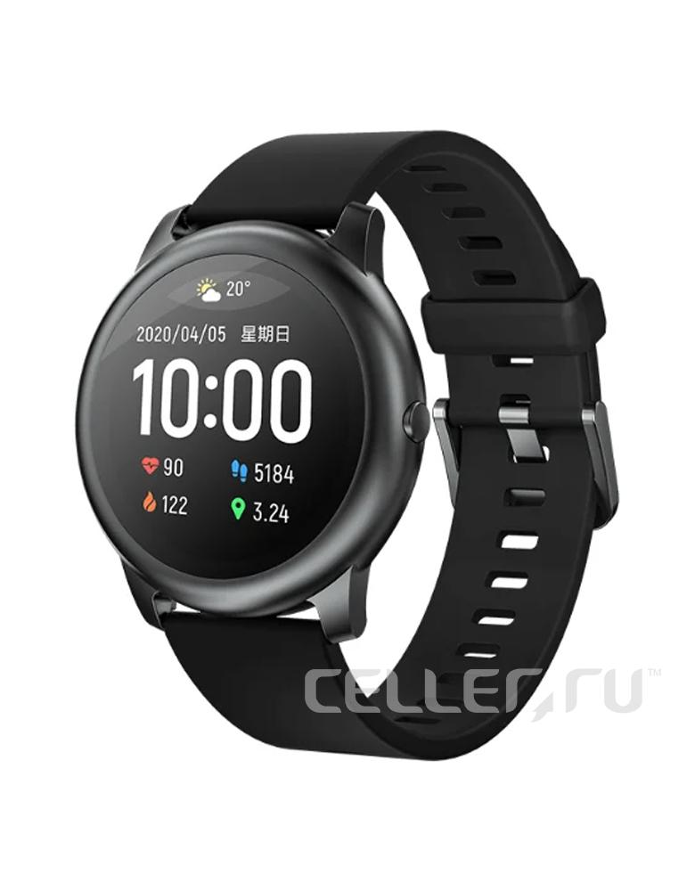 Часы Xiaomi Haylou LS05 черные