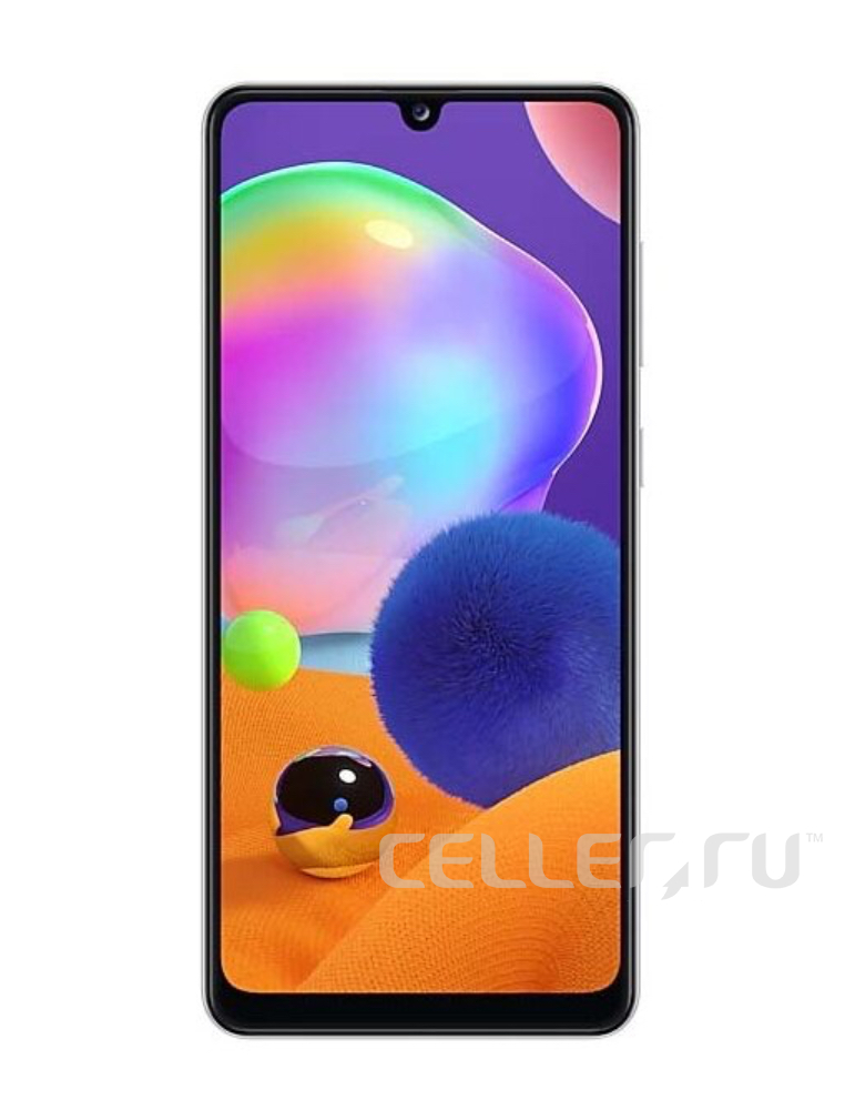 Смартфон Samsung Galaxy A31 64GB Белый