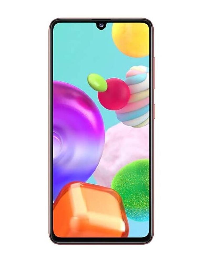 Смартфон Samsung Galaxy A41 красный
